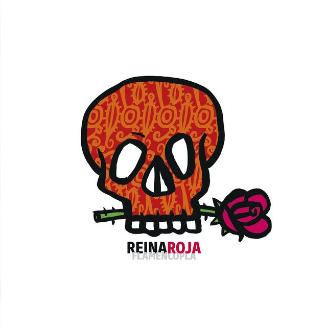 portada disco flamencopla - reina roja