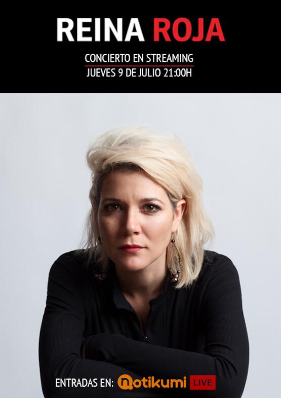 cartel streaming - reina roja